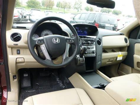 2013 Honda Pilot Interior by Beige Interior 2013 Honda Pilot Ex L 4wd Photo 71594136