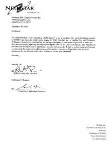 letter of intent examples letter of intent for job application