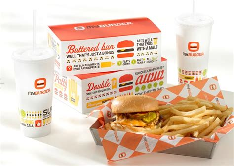 Ill Take A Burger And Fries With My Ipod by My Burger Packaging Http Fameretail Design