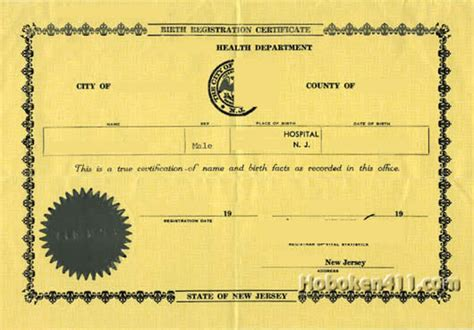 No Record Of Birth Registration More Obama Conspiracy Theories Hoboken411