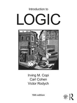 Introduction to Logic: 15th Edition (Hardback) - Routledge