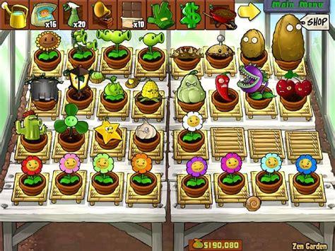 zen garten pvz plants vs zombies zen garden if i had a