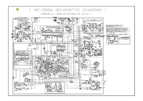 lg tv diagram for diagrams tv schematic lg 42lv5400 for get free image