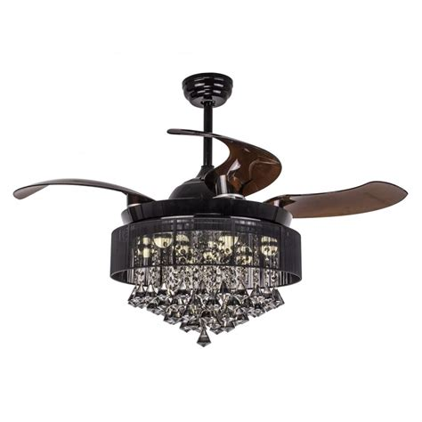 46 inch ceiling fan modern chandelier with ceiling fan chandelier ideas