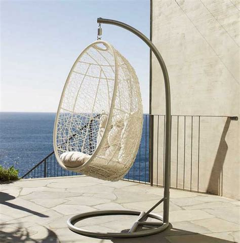 Patio Hanging Chair 20 Hanging Hammock Chair Designs Stylish And Outdoor Furniture