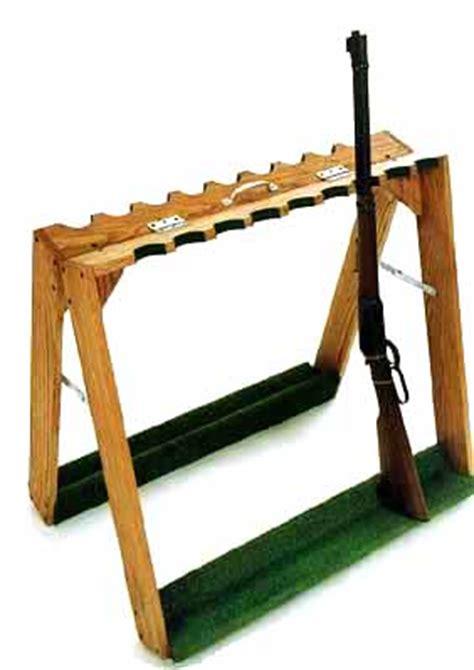 Standing Rifle Rack by Pdf Folding Gun Rack Plans Plans Free