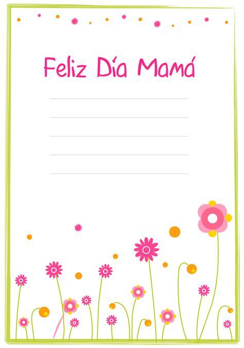 tarjeta de invitacion para el dia de los jardines tarjeta dia de las madres manualidadaes pinterest