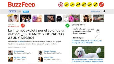 Que Es Un Mba En Espanol by Directora De Buzzfeed Espa 241 Ol 191 Qu 233 Es Y C 243 Mo Un Contenido