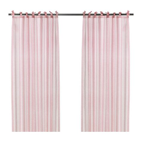 ikea curtains and drapes nyvaken pair of curtains ikea