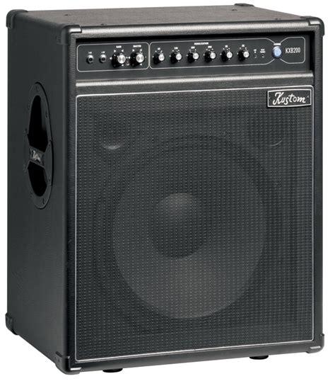 Speaker Gmc 200 Watt kxb200 kxb series lifier 200 watt bass combo kustom