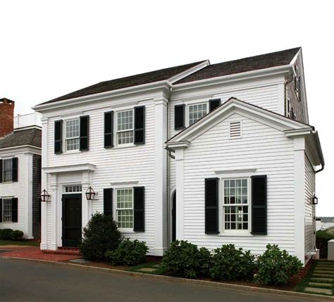 white siding houses with black shutters black shutters design ideas