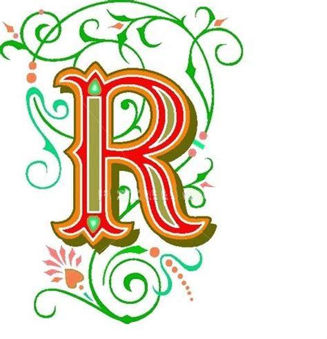Alphabet Quot R Quot