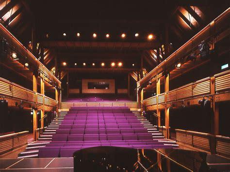 Timber Floor Plan by Frensham Heights Theatre Farnham Theatreplan