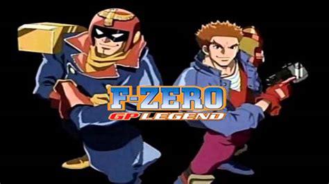 Anime F Zero by F Zero Gp Legend F Zero Wiki Fandom Powered By Wikia