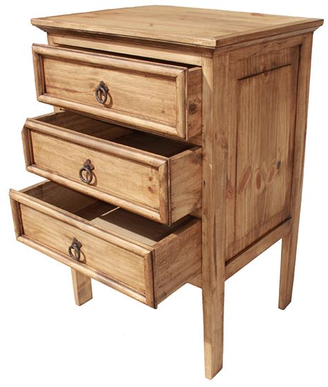Wormwood Furniture by Rustic Pine Collection Chaparro Dresserwithout Wormwood