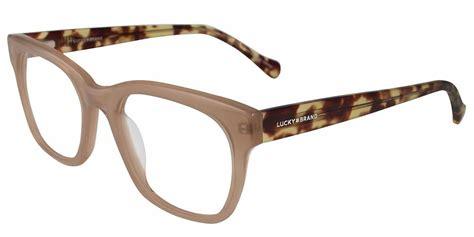 lucky brand d206 eyeglasses free shipping