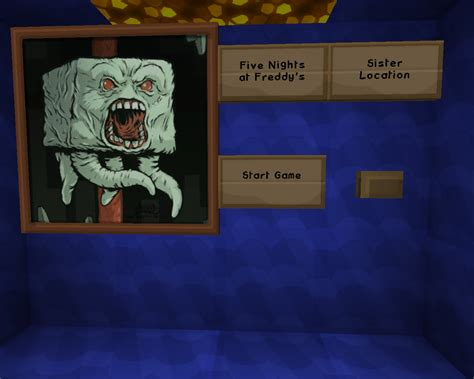 five nights at freddys sister location demo five nights at freddy s sister location demo minecraft project