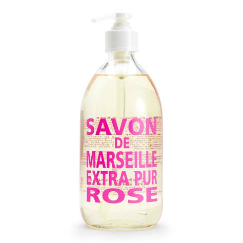 bathtub liquid soap savon de marseille extra pur liquid soap 16 9 oz glass bottle natural bath spa at