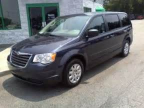 Town And Country Chrysler 2008 2008 Chrysler Town And Country Limited Start Up Engine