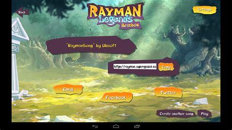 rayman apk free rayman 174 legends beatbox apk android free app feirox