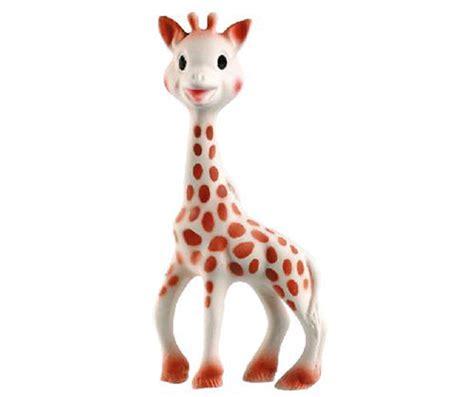 Baby Giraffe Teether the giraffe teether inhabitots