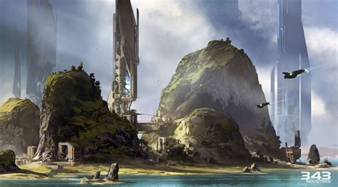 halo  guardians warzone map announced
