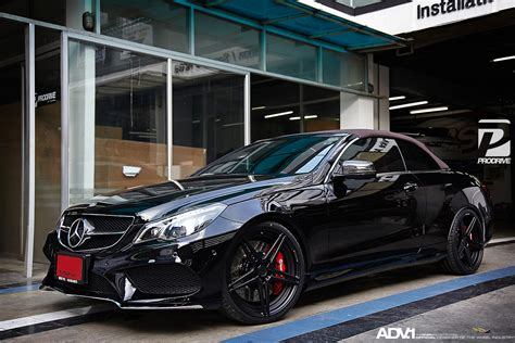 convertible mercedes black mercedes e class coupe adv05 m v2 sl wheels in matte