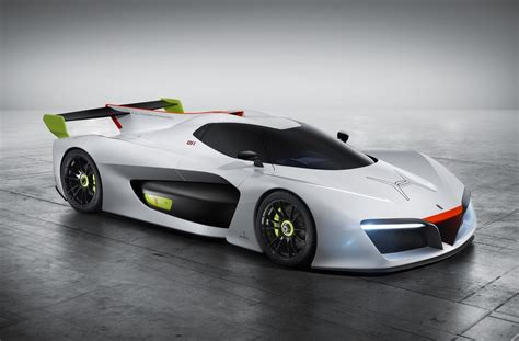 Auto Geschwindigkeit by Pininfarina H2 Speed Makes Its Debut At Geneva Show