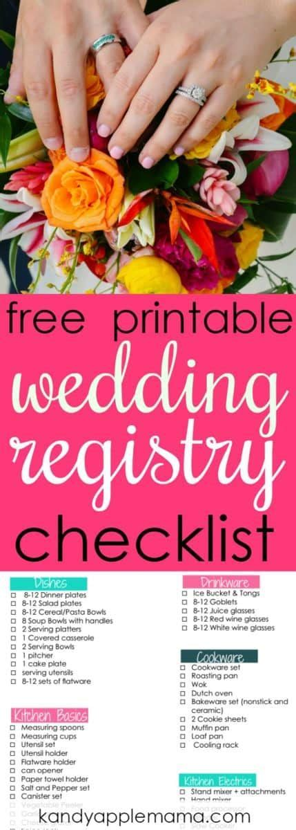 Wedding Registry: The BEST Place to Register   a Registry