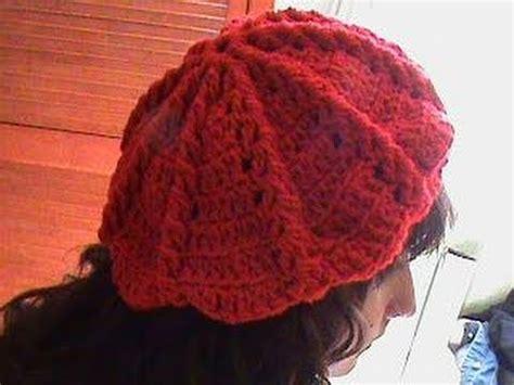 como tejer gorros de crochet 1 de 3 como tejer gorro boina mediana ganchillo crochet