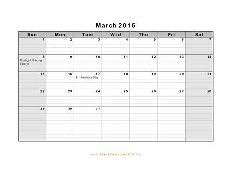 download february 2015 calendar printable template design blank