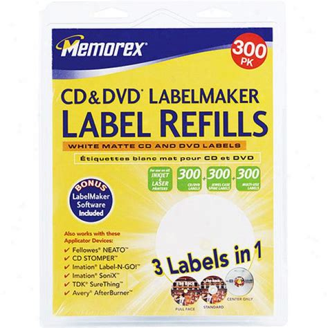 memorex cd label refills template software informer memorex expressit label design studio