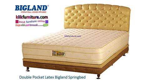 Bed Bigland Tahun jual bed bigland pocket agen termurah