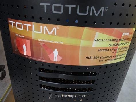Totum Patio Heater Costco Patio Building Totum Patio Heater