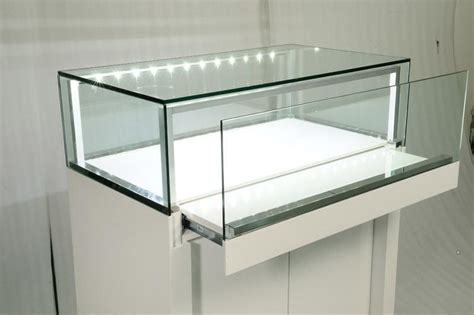 led lights for jewelry showcase manufacture jewellery display showcase with led lighting