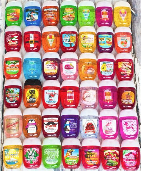 Poc Bac Anti Bacterial Bath And Works Original new bath works pocketbac sanitizing sanitizers anti