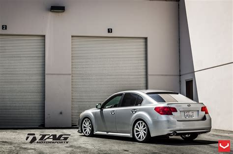 subaru legacy wheels vossen wheels tuning subaru legacy wallpaper 2300x1533