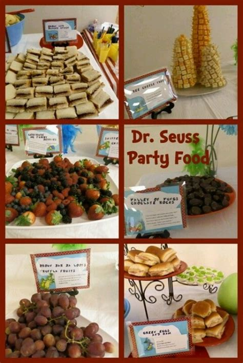 Dr Seuss Baby Shower Food Recipes by Dr Seuss Quotes Food Quotesgram