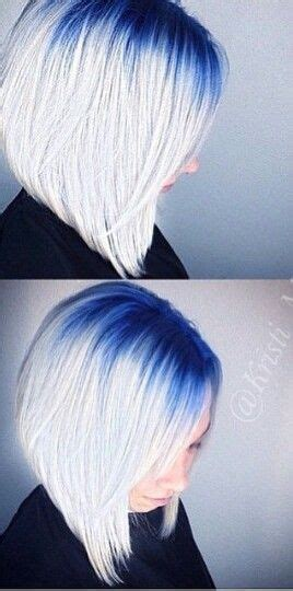 is ombre blue hair ok for older women 1410 best images about hair ideas my passion on