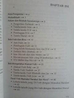 Ilmu Nahwu Terjemah Mutamimah Ajurumiyah buku ilmu nahwu terjemahan mutammimah ajurumiyah toko