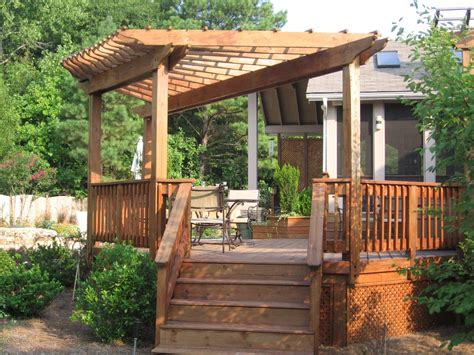 deck arbor arbors images photos and pictures