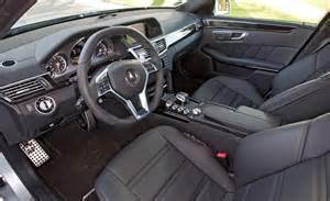 Mercedes E63 Amg Interior Caranddriver