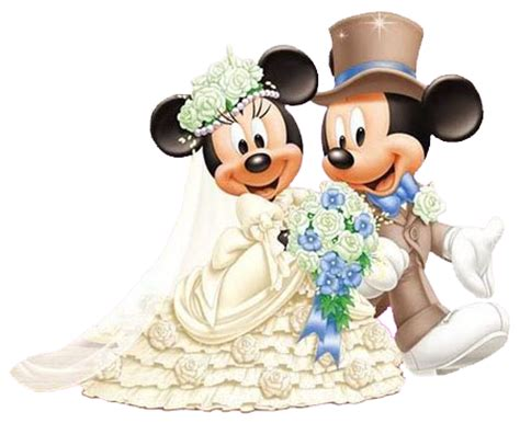 mickey and minnie mouse wedding decorations mickey minnie wedding clipart