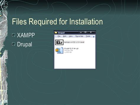 installing drupal xp new two methods of installing drupal on windows xp with xampp