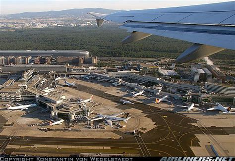 frankfurt airport overview airports of the world frankfurt germany photos and