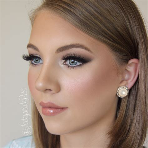 natural makeup looks for prom makeup idea