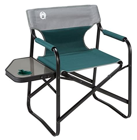 coleman folding chair with side table coleman coleman chair side table with deck chairs st