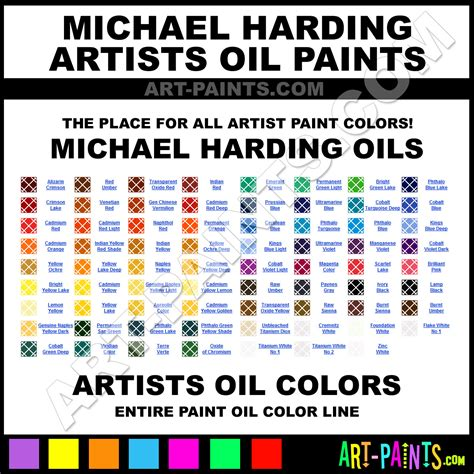 michael harding artists paint colors michael harding artists paint colors artists color