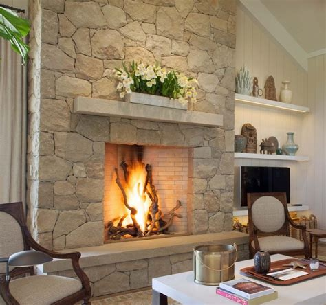 Back To Back Fireplaces by Gas Rumfords