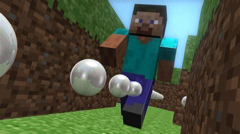 Bedak Make Vs Pac Minecraft Vs Pacman